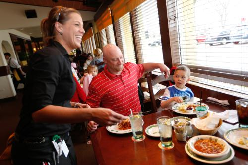 Olive Garden Take Our Daughters and Sons to Work Foundation