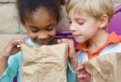 Packing Lunches for Kids - 53 Weeks
